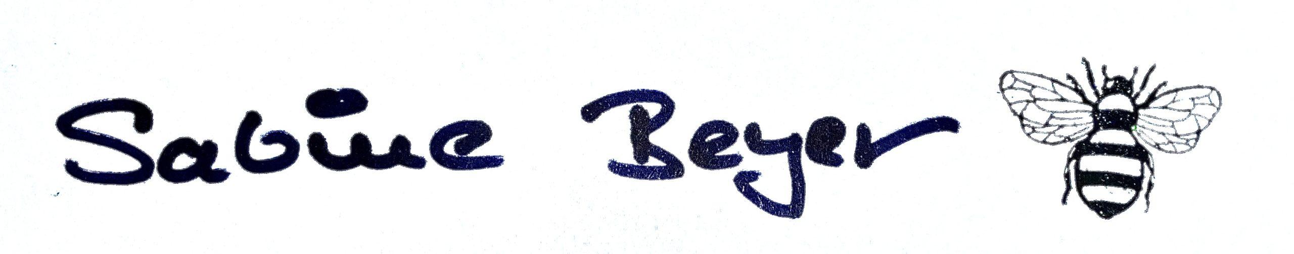 SABINE BEYER